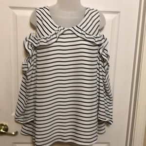 Maurice top size 3X